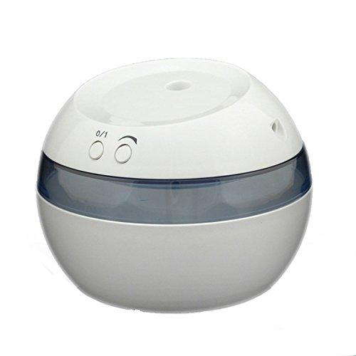 LKOUS Diffuseur De Parfum,Humidificateur D'Air ,Humidificateur ultrasonique,Diffuseur Aroma,Diffuseur d'huiles essentielles , humidificateur,diffuseur de parfum de lumière ,Nouveau Conception Humidificateur Avec USB