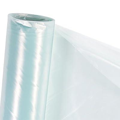 UV4 Folie in 12m Breite Folientunnel Treibhausfolie Gewächshausfolie (Meterware) von Foliarex auf Du und dein Garten