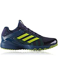 Adidas Hockey Lux Azul Amarillo Zapatillas - AW17
