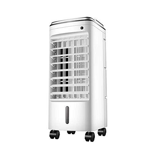 60 * 25cm-Single Cold Typ Silent Air Mobiler Haushaltsluftbefeuchter Drei Geschwindigkeiten -75W-Klimaanlagenventilator Kühlungsventilatorbefeuchtung Einzelventilator Haushaltslokal Mobiler Wasserkühl