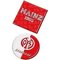 Magnete 2er-Set 1. TSV Mainz 05 / Schlüsselhalter, keychains / porte-clés / llaveros / Anhänger