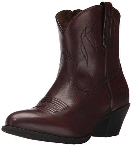 Stiefel 38.5 Naturally Dark Brown ()
