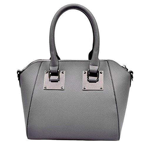 Art Und Weise Beiläufige Atmosphäre Einfache Wilde Handtaschen Schulterbeutel Kurierbeutelhandtasche Grey