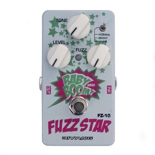 Biyang FZ10 Fuzz Star pedal de distorsión