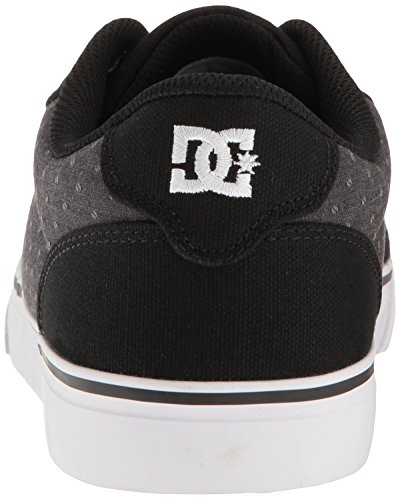 DC Shoes Anvil Tx Se, Baskets mode homme Black/Polka Dot