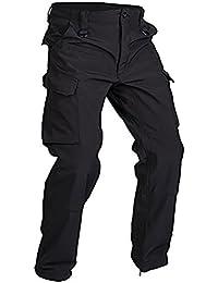 Softshell Pantalon Gen.III noir