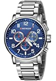 Wenger Mens Watch Attitude Chrono 01.0343.106