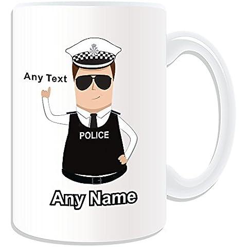 Personalised Gift-Grande ufficiale del traffico (Commissario capo),