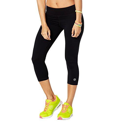 Perfect Capri Leggings Frauenhosen, Bold Black, M ()