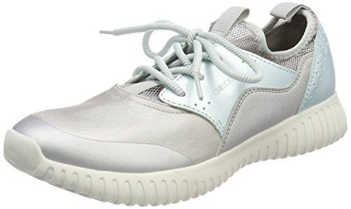 Geox Mädchen J Waviness Girl B Sneaker