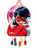 Pinata Silhouette Ladybug