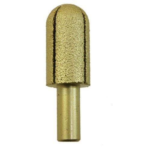 141551 Galvanisierte Diamant Stein Marmor Schleifen Rand Frässtift 15 Modelle