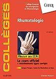 Rhumatologie - Réussir les ECNi