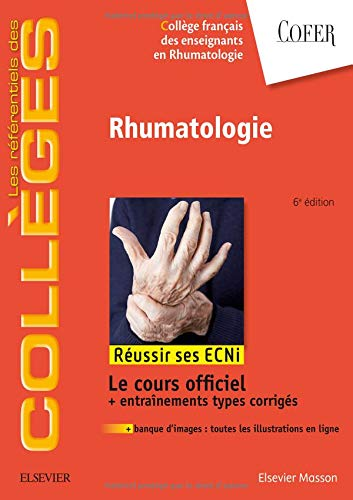 Rhumatologie: Réussir les ECNi par COFER