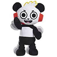 Ryans World JPL79111 Combobunga Panda Feature Plush, No Colour