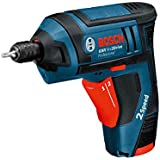 Bosch Mx2Drive Professional Cordless Drill Driver 3.6 V (includes 2 x 1.3 Ah Lithium Ion Batteries)