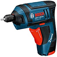 Bosch Professional 06019A2171 Mx2Drive Cordless Screwdriver with 3.6 V 1.3 Ah Lithium-Ion Battery