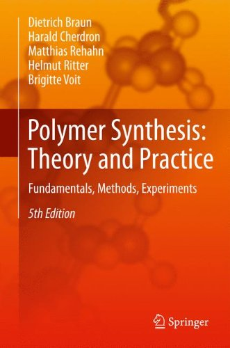 Polymer Synthesis: Theory and Practice: Theory and Practice: Fundamentals, Methods, Experiments