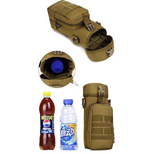Protector Plus Borsa per bricolage, bollitore da viaggio per l'alpinismo, borsa da arrampicata per acqua, pacchetto croce diagonale spalla , D C