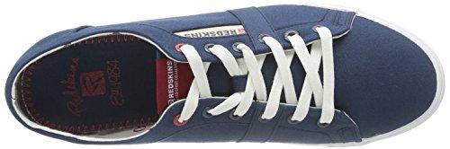 Redskins Ludop, Baskets mode homme Bleu (Navy)