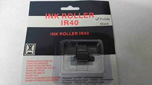 10-pack-replacement-ir40-purple-ink-rollers-for-cash-registers-and-tills