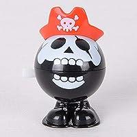 ArgoBar Halloween jumping toy black pirate