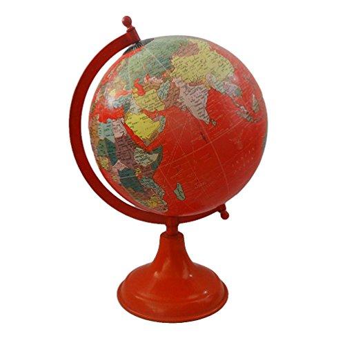 globo del mondo forma rotonda 8