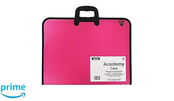 Artcare 15912010/64/x 3/x 48/cm A2/Academy in materiale sintetico rosa