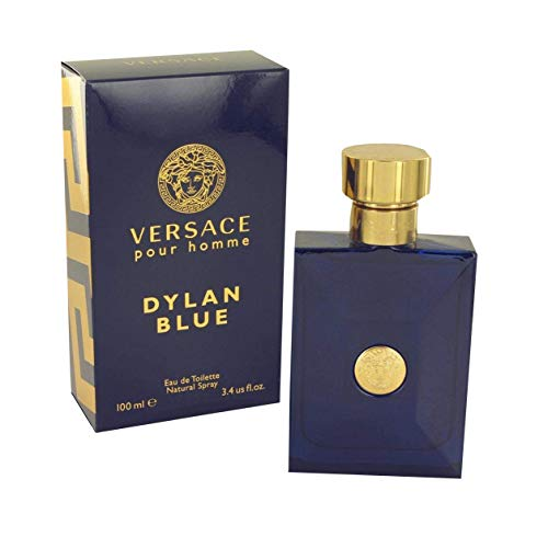 5b3972638da Versace Pour Homme Dylan Blue Eau De Toilette For Men 100 ML