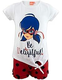 dde93b4aa Miraculous LadyBug e Cat Noir - Pijama - para niña