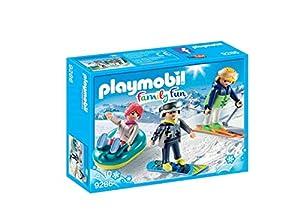 Playmobil Family Fun Deportes de Invierno, 9286
