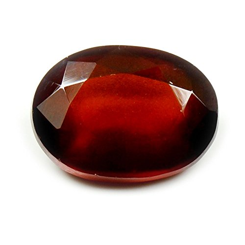 jewelryonclick Hessonit Stein 5,5ct Granat natur Original lose Edelstein