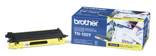 Preisvergleich Produktbild brother Lasertoner TN-130Y/TN130Y gelb Inh.1.500
