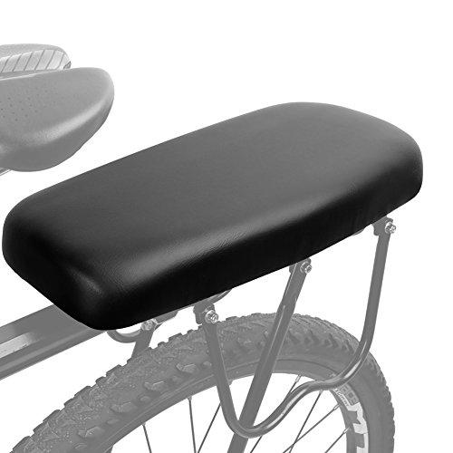 TOPCABIN Fahrrad bemannt Kissen Mountain Bike Zurück Regal Sitzkissen bemannt Komfortable Sattel Kin TOPCABIN -