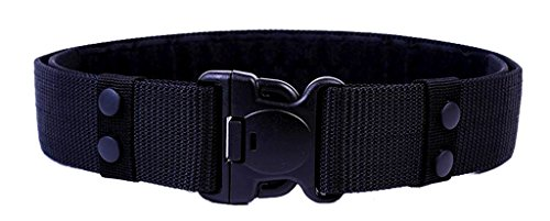 uomini-55mm-nylon-tactical-belt-rescue-regolabile-duty-no-metal-nero