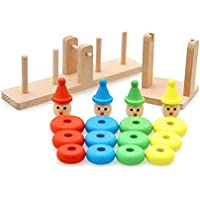 Preisvergleich für QXMEI Kinderspielzeug Kinder Bausteine Frühes Lernen Lernspielzeug Ausgewogene Blöcke Gestapelte Musik Produkt Größe: 8 9 Zoll * 2 8 Zoll * 5 1 Zoll
