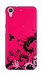 Amez designer printed 3d premium high quality back case cover for HTC Desire 626 G Plus (Abstract Colorful 14)