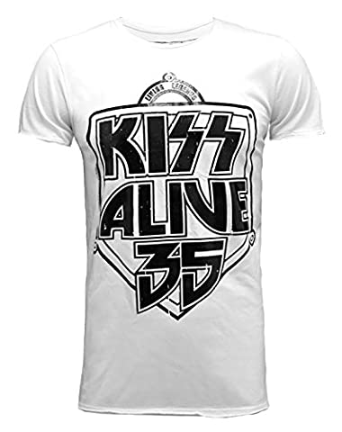 Kiss Alive 35 - Amplified - Amplified Kiss Alive 35 Homme