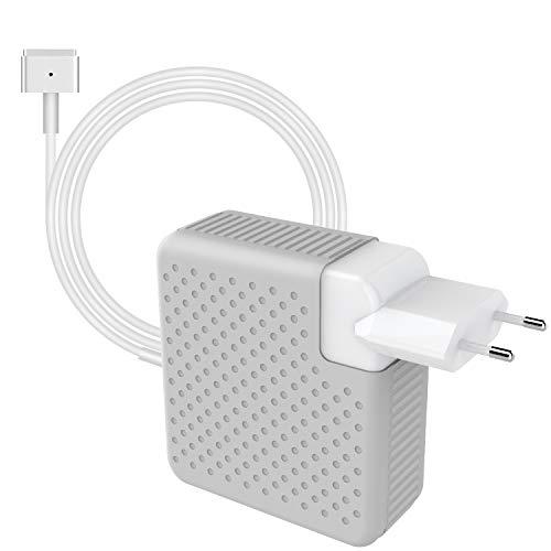 SIXNWELL Chargeur Macbook Pro , Chargeur Macbook , 60W MagSafe 2 Power adaptateur chargeur pour Apple MacBook Pro 13 pouces Retina display (à partir de fin 2012) T- Fonctionne avec 45W / 60W MacBooks -11 ' & 13 ' Pouces - Compatible avec les Macbooks