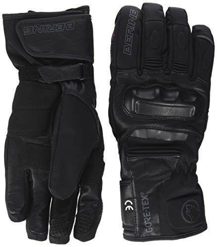 Bering Paio di guanti moto Tusk GORETEX NERO TAGLIA 9(M)