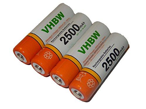 vhbw-4-x-aa-mignon-hr6-lr6-akku-2500mah-fur-nikon-coolpix-l101-l105-l110-l120-l310-l320-l330-l610-l6