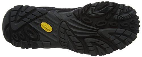 Merrell Moab GTX - Chaussure de Sport - Homme NOIR/GRANIT