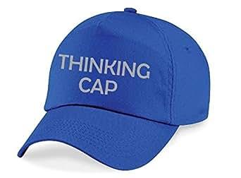 THINKING CAP Funny Printed Baseball Cap