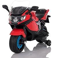 Moto Racer ATAA eléctrica batería 6v - Rojo - Moto eléctrica para niños de hasta 5 años. Batería 6v Coche electrico niños