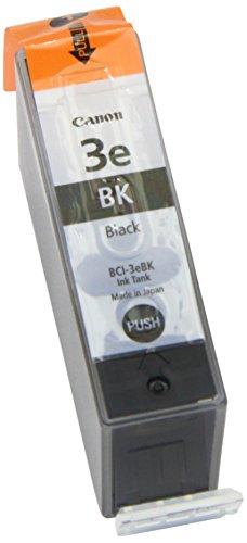 Canon BCI 3eBK-Tintenbehälter-1x Schwarz-500seiten - Canon Bci-3 Inkjet-patrone