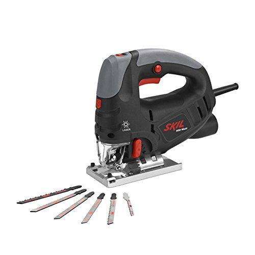 SKIL 1061AA - JIG SAW 800 CABLES ELECTRICOS W