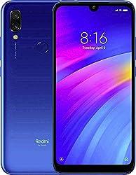 Xiaomi Redmi 7 32GB Handy, blau, Comet Blau, Android 9.0 (Pie), Dual SIM