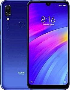 """Xiaomi Redmi 7. Diagonal de la pantalla: 15,9 cm (6.26""""), Resolución de la pantalla: 1520 x 720 Pixeles, Tipo de visualizador: LCD. Frecuencia del procesador: 1,8 GHz, Familia de procesador: Qualcomm Snapdragon, Modelo del procesador: 632. Capacidad ..."""