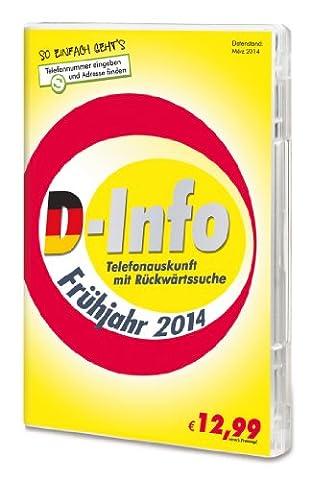 D-Info vor und zurück Frühjahr 2014