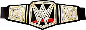 WWE Cinturón de Campeonato Interactivo, Juguetes Niños 6 Años (Mattel FWH32)